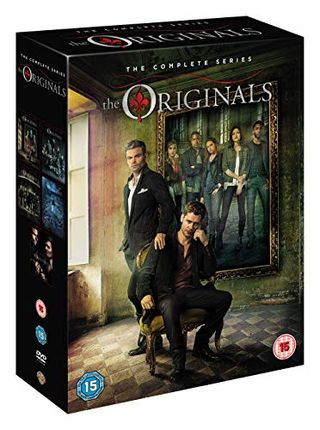 The Originals: Season 1-5 [DVD] [2018]