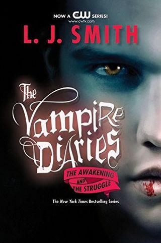 Vampire Diaries: The Awakening and The Struggle by LJ Smith