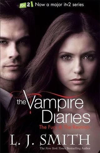 The Vampire Diaries: The Fury & The Reunion by LJ Smith