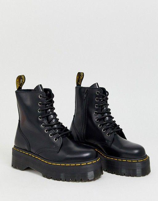 Doc Martens Jadon boots - Topshop's £40