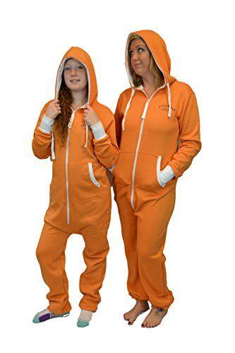 Orange is the New Black: Hoodie Jumpsuit Onesie
