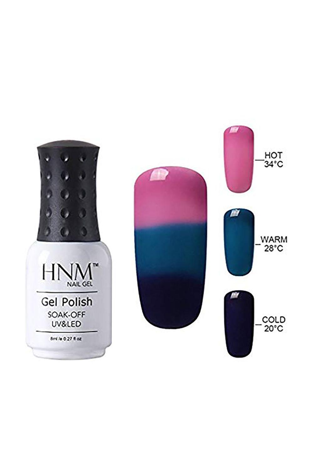 Thermal Color Changing Gel Nail Polish