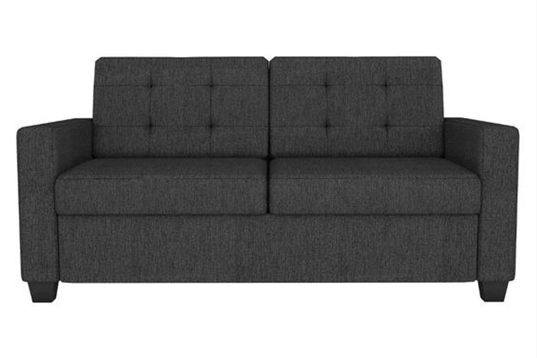 Awe Inspiring Signature Sleep Devon Linen Sofa Sleeper Theyellowbook Wood Chair Design Ideas Theyellowbookinfo