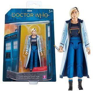 Doctor Who: رقم إجراء الطبيب الثالث عشر