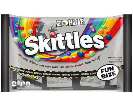 Zombie Skittles Are Back For 2020 Complete With A Rotten Flavor