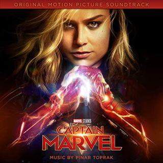 Captain Marvel (Original-Filmmusik) von Pinar Toprak