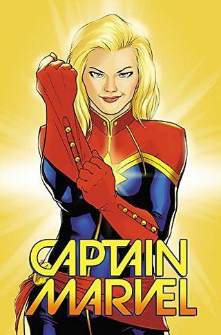 Captain Marvel Volume 1 von Kelly Sue DeConnick
