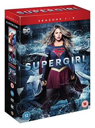 Supergirl: Season 1-3 [DVD] [2018]