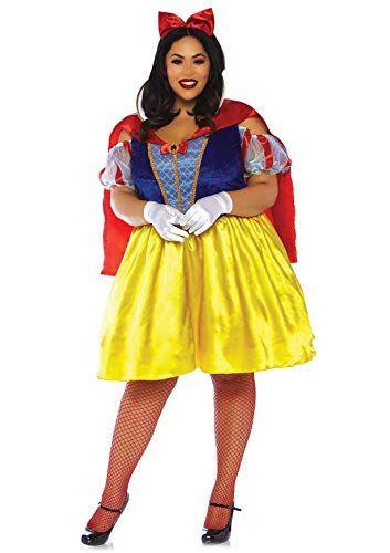Snow White Plus Size Halloween Adult Halloween Costume