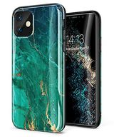 GVIEWIN Marble iPhone 11 Case