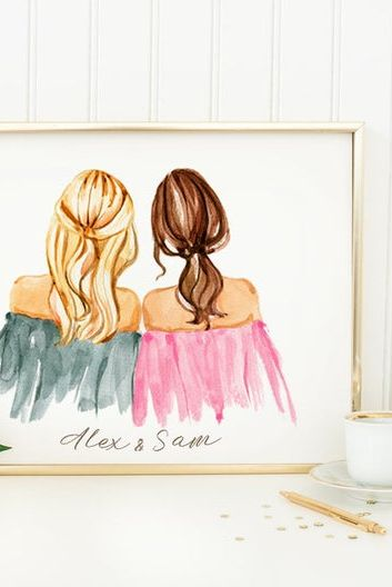 31 Best Christmas Gifts For Sister Sentimental Present Ideas For Big And Little Sisters