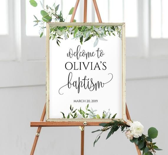 16 Baptism Decorations For Your Child S Heavenly Day
