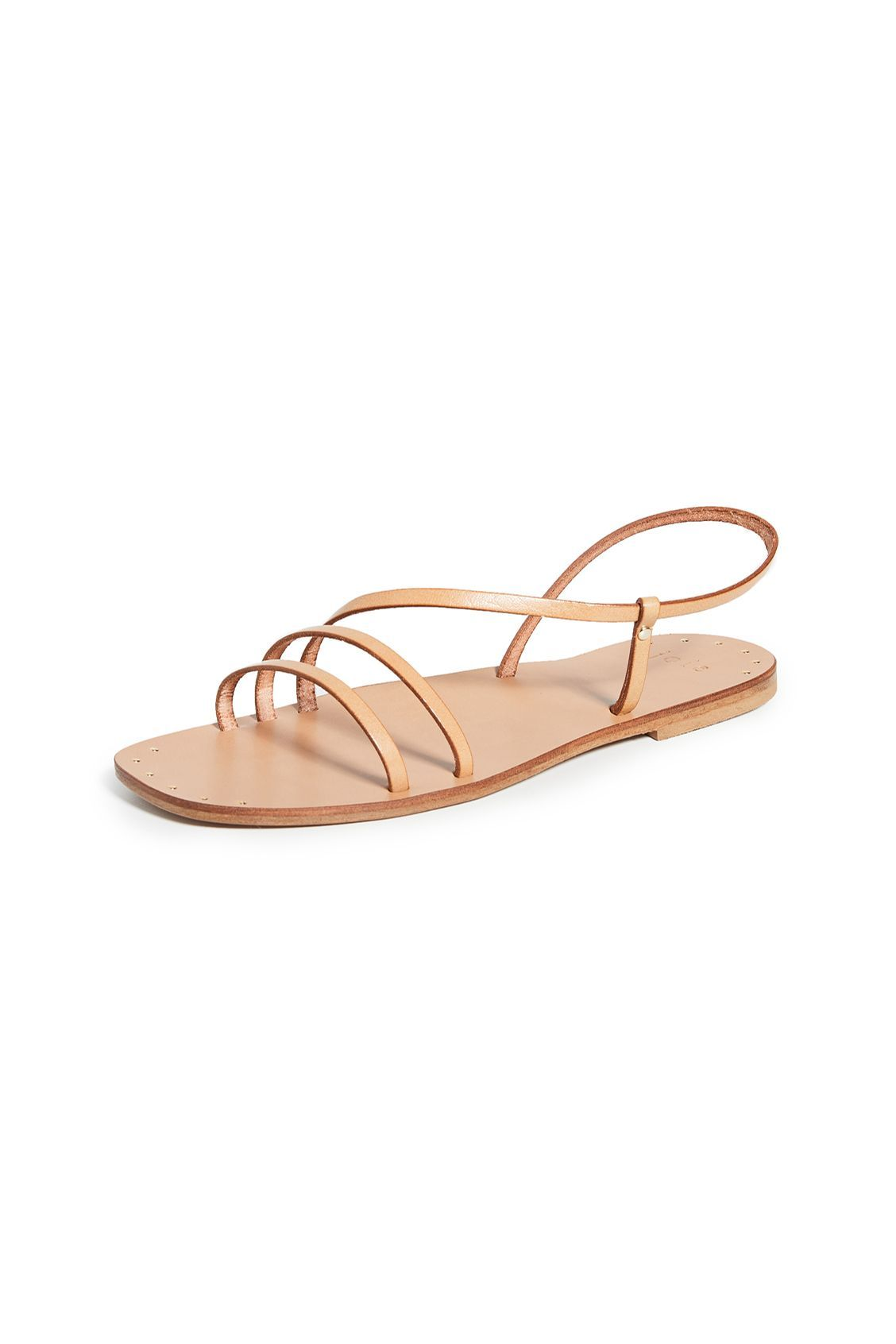Sandal Trends 2020.Baja Flat Sandals