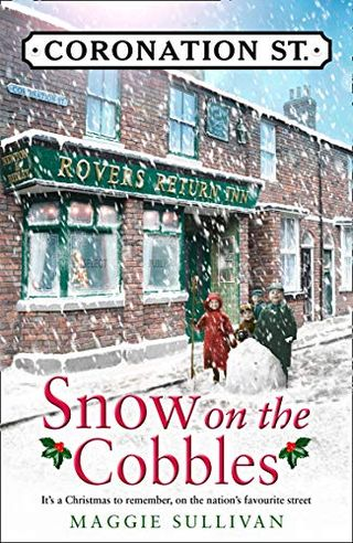 Snow on the Cobbles by Maggie Sullivan