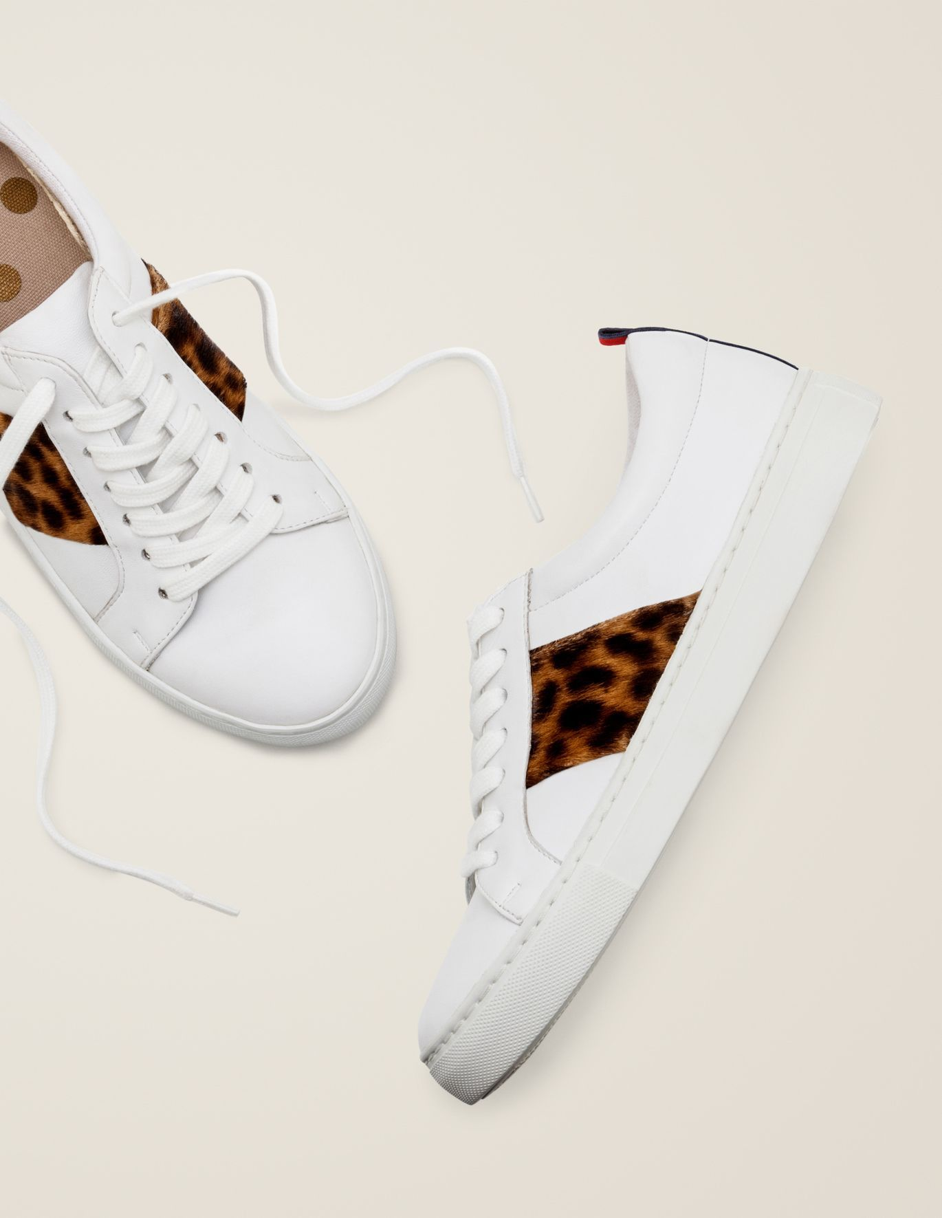 How to wear white trainers in four ways