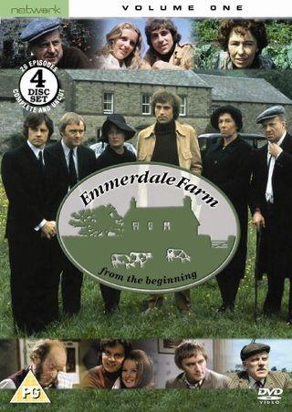 Granja Emerdale - Vol.  1 [DVD] [1972]