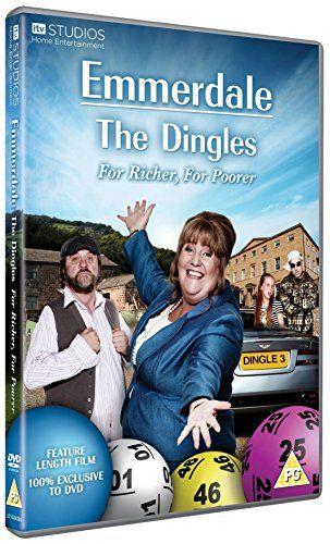 Emmerdale - The Dingles For Richer For Poorer [DVD]