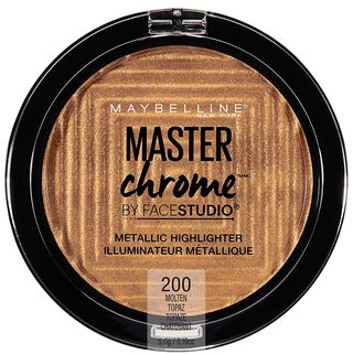 Facestudio Master Chrome Metallic Highlighter Makeup