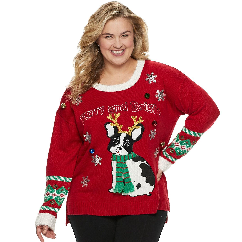 30 Ugly Christmas Sweaters to Buy or DIY , Homemade Ugly