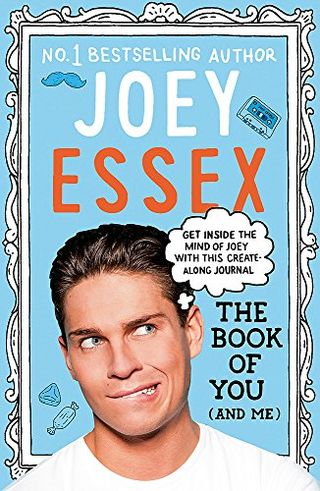 The Book of You (and Me) by Joey Essex