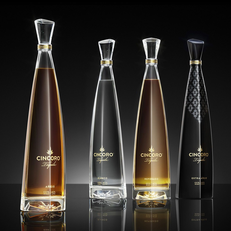 Michael Jordan Cincoro Ultra Premium Tequila With Nba Partners