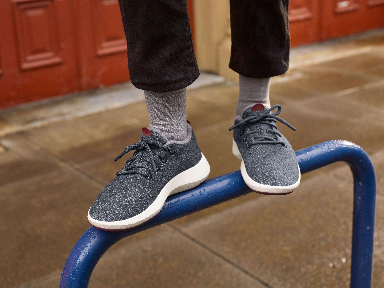 Waterproof Men's Wool Runner Mizzles