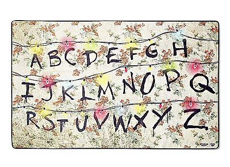 Stranger Things Christmas Lights Png.Diy Stranger Things Alphabet Wall Where To Buy Materials
