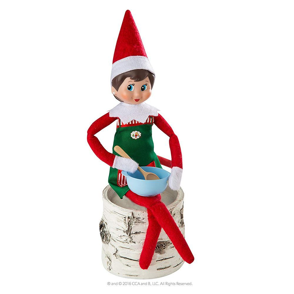 Christmas Elf.Elf On The Shelf Chef Set