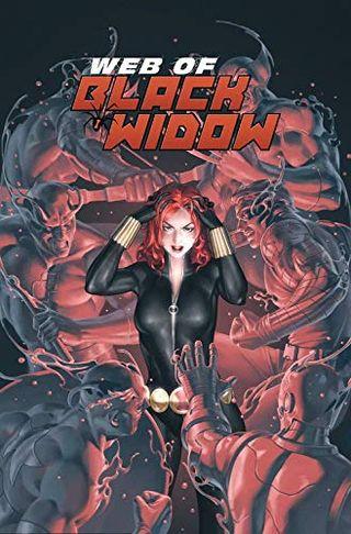 Black Widow Web by Jody Houser