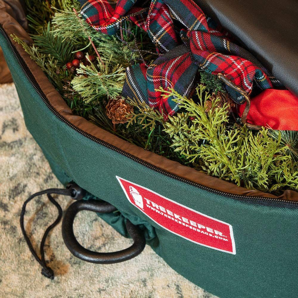 Christmas Tree Storage Bag.Wreath Storage Containter