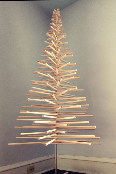 15 Creative Pallet Christmas Trees Wooden Pallet Ideas