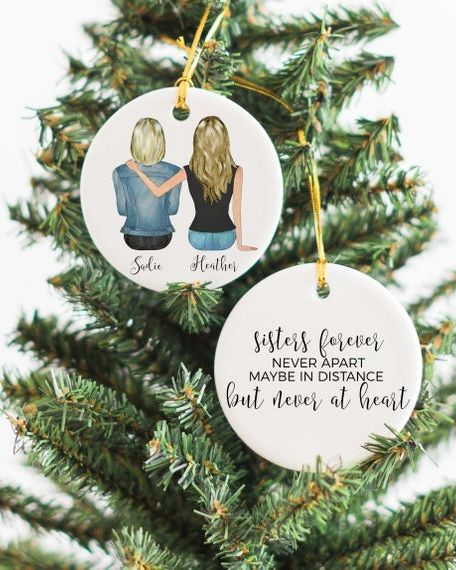 Christmas Sister Swap.26 Gifts For Sisters Unique Christmas Gift Ideas For Sisters