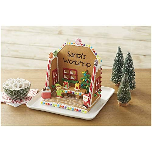 Wilton Santa S Workshop Kit