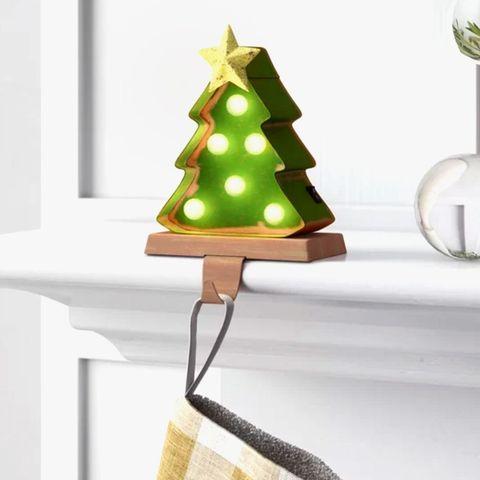 15 Best Christmas Stocking Hangers Holders For 2019