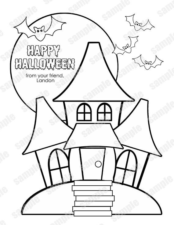 - 15 Best Halloween Coloring Pages - Printable Halloween Coloring Pages For  Kids