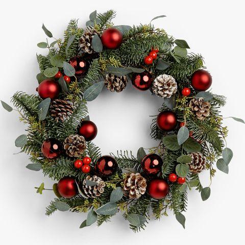 Christmas Wreath.Best Christmas Wreaths Christmas Door Wreaths