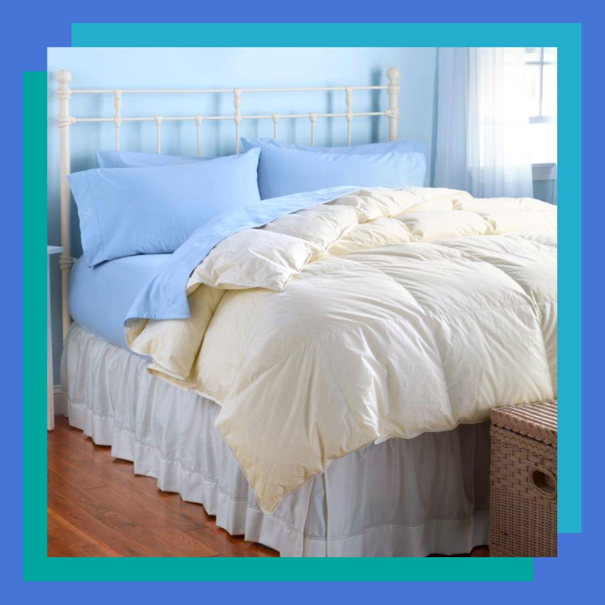 9 Best Down Comforters To Buy In 2020 Down Comforter Reviews
