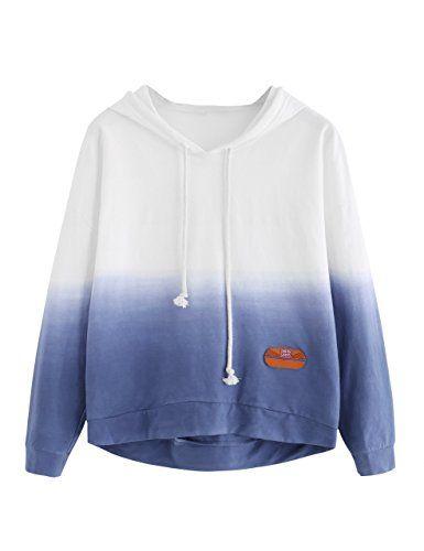 Long Sleeve Hoodie Sweatshirt