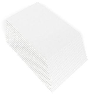 White Foam Boards (set of 12)