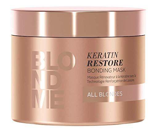 Maschera Keratin Restore Blondme