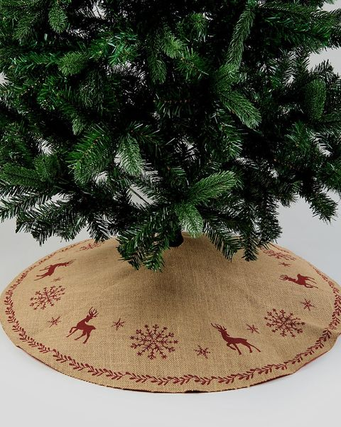 Best Christmas Tree Skirts 28 Tree Skirts Wicker Tree Skirt