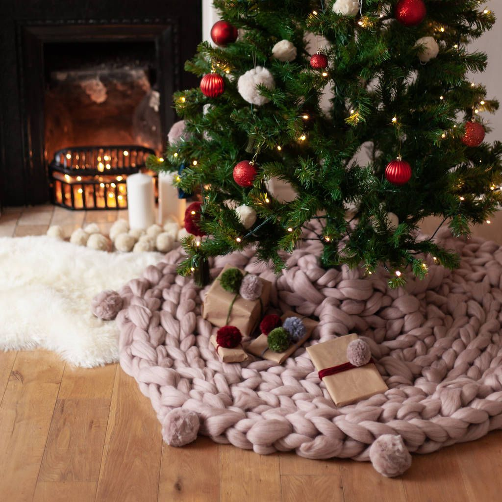 Christmas Tree Skirt White Carpet Christmas Tree Skirt Base Floor Mat T