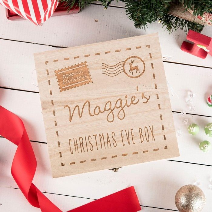 Personalised Christmas Eve Box Ideas Are A Big Pinterest Christmas Trend