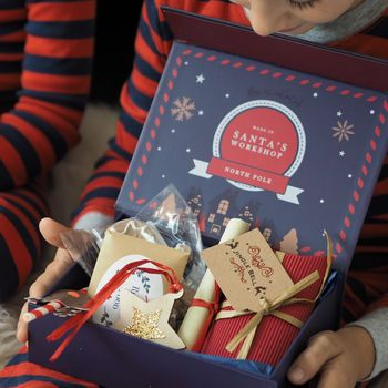 Best Christmas Eve Box Ideas What To Put In A Christmas Eve Box