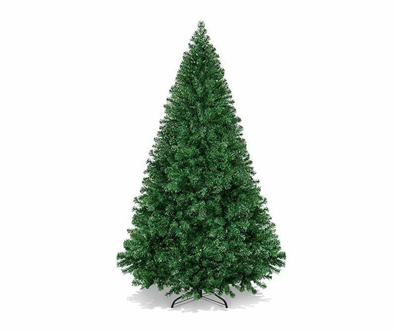 Christmas Tree Recycled Materials Big.Best Artificial Christmas Trees 2019 Fake Christmas Trees