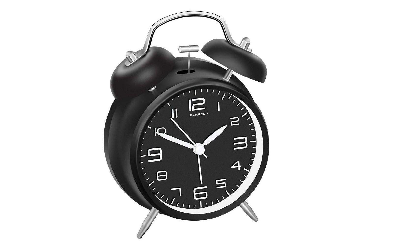 10 Best Loud Alarm Clocks For Heavy Sleepers 2019