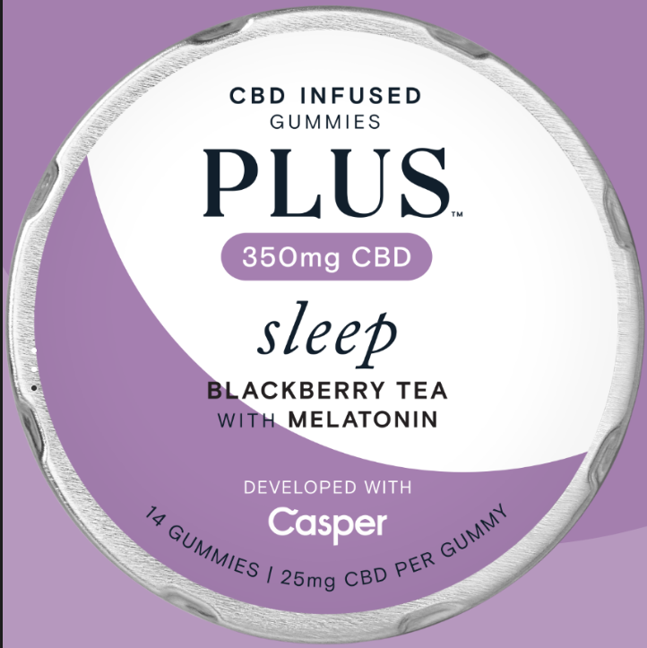 , Casper's New CBD Gummies Can Help You Sleep, Styding CBD, Styding CBD