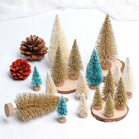 Best Bottle Brush Christmas Trees