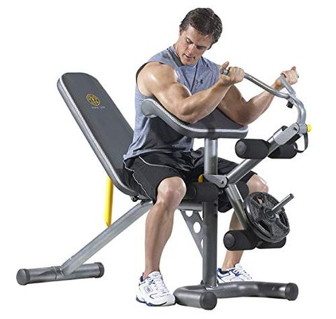 Super 12 Best Home Gym Weight Benches For 2019 Adjustable Gym Bench Dailytribune Chair Design For Home Dailytribuneorg