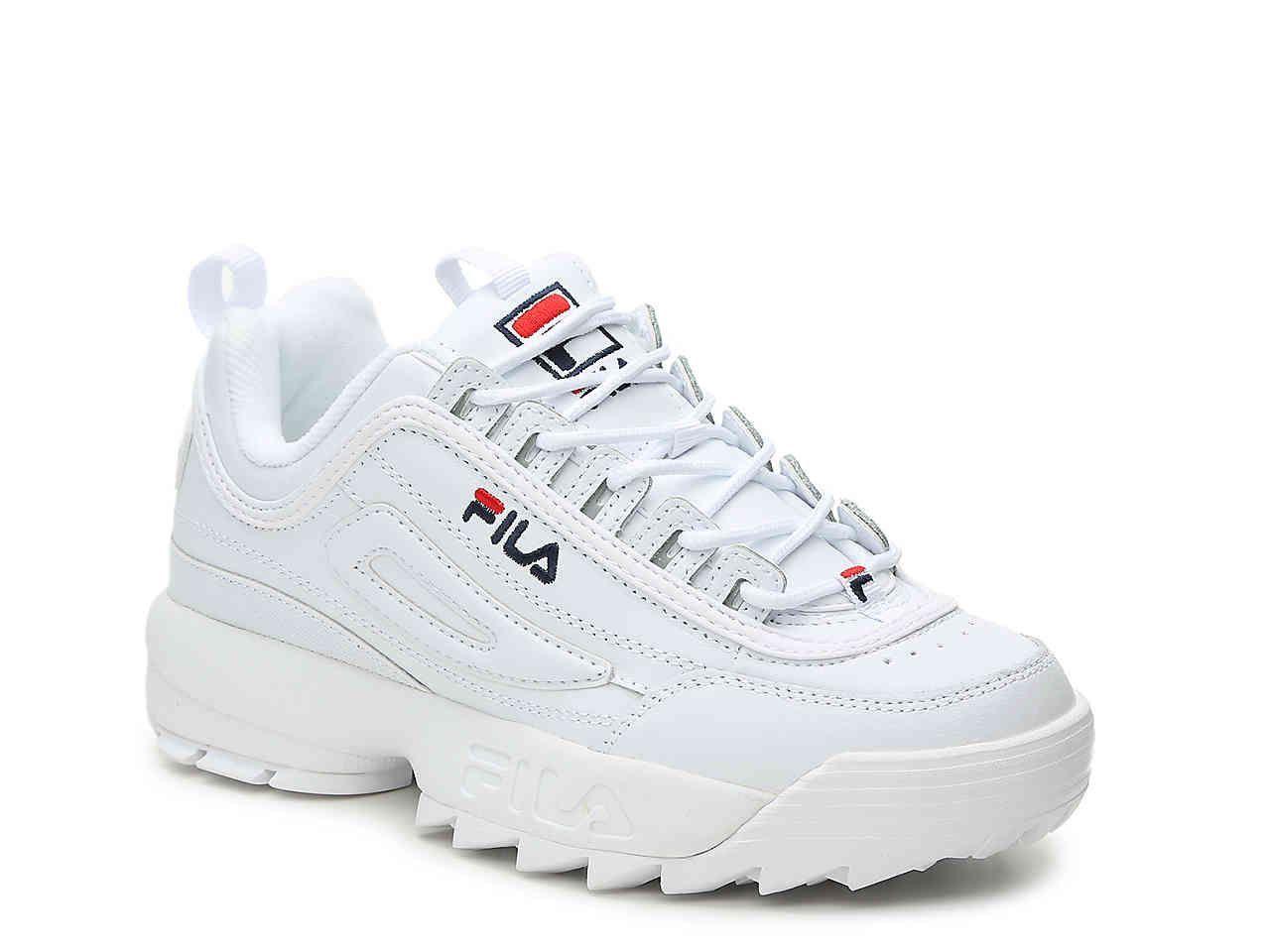 VSCO Girl-Favorite Sneaker Brand FILA
